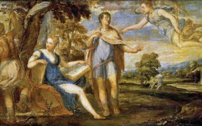 Koorcursus Dido and Aeneas en cursussen schilderen in Toscane